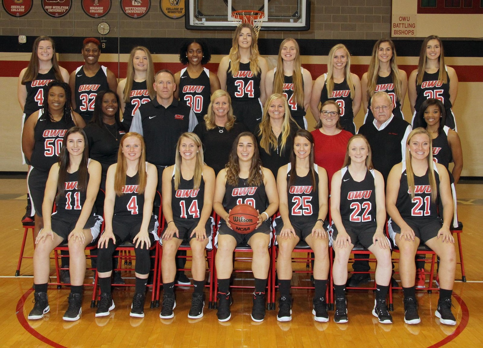 2017 18 Women S Basketball Roster Ohio Wesleyan University Athletics