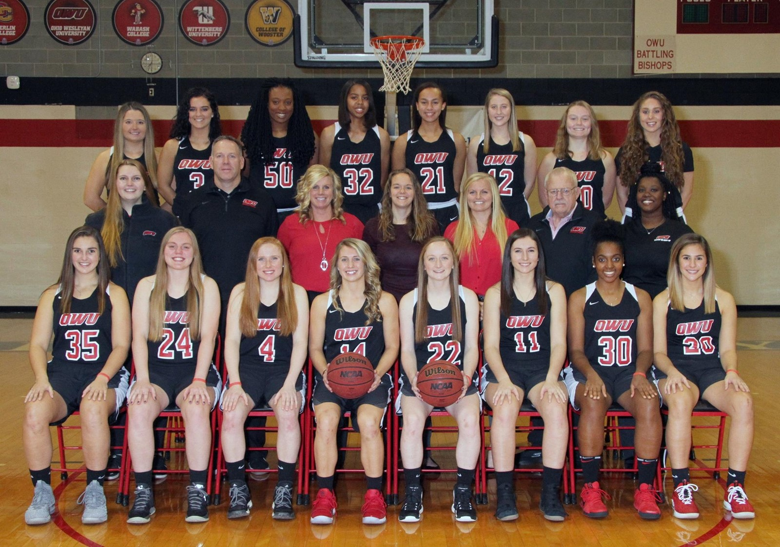 2018 19 Women S Basketball Roster Ohio Wesleyan University Athletics